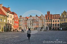 Photo about A man walking through the marketplace of the old city in Poznan. Image of european, landmark, poznan - 119133070 Old City, Editorial, Old Things, Louvre, Walking, Street View, Travel, Image, Viajes