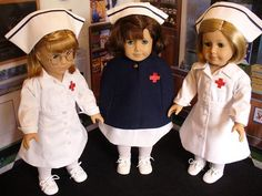 This is great for the girl who wants to be a nurse or doctor when she grows up.