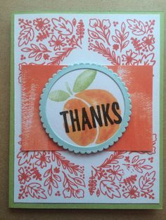 Stampin Up Paper Pumpkin alternative August 2016 by Pat McG.
