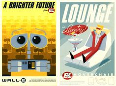 Rad Retro Re-Dos: Ten Tantilizing Movie Posters by Eric Tan | Gadgets, Science & Technology