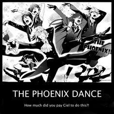 the phoenix dance by peppermint twertle (894×894)