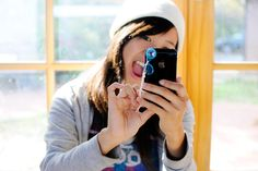Jelly Camera Phone Filters - Three reusable sticky lenses that make your camera phone photos even nuttier. ($6.00, http://photojojo.com/store)