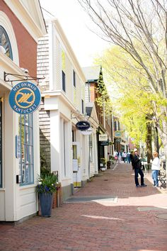 Snapshots from Nantucket