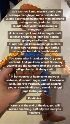 Quotes Rindu, Text Quotes, Mood Quotes, Daily Quotes, Life Quotes, Quotable Quotes, Reminder Quotes, Self Reminder, Powerful Motivational Quotes
