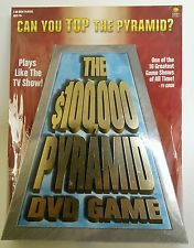 DVD Game The 000 Pyramid MIB MGA Entertainment Discontinued 2006 for sale online Tv Guide, Home Entertainment, Game Night, Board Games, Tv Shows, Entertaining, Puzzles, Sony, Vintage