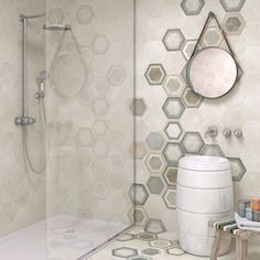 From #Spanish #tile manufacturer  @vivesceramica is the Rift collection of…