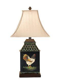 Wildwood Lamps Table Lamp - Chicken Coop Lamp