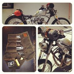 Motorcycle Camp Kit - Please someone buy this for me! $350
