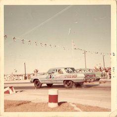 Drag Racing, 1967.