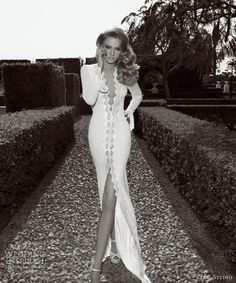 zoog studio 2013 long sleeve wedding dress from israel bridal house