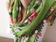 Gorgeous Turkish Traditional YemeniOyaFloral by colourfulrose, $22.90