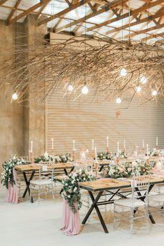 Elegant Rustic Wedding at The Venue Fontana | Image: Bright Girl Photography