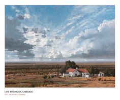 SINGLE LANDSCAPE : John Meyer Paintings
