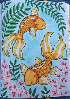 From Color Super Cute Animals By Jane Maday In Faber Castell