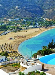 Ask our concierge to arrange for you a daily cruise to Ios island, Cyclades, Greece - www.oiamansion.com