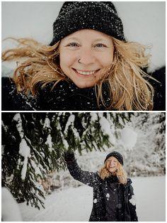 Wieso nicht mal ein Shooting im Schnee? Es macht so Spass! Winter Hats, Fashion, Portrait Photography, Snow, Photo Shoot, Moda, Fashion Styles, Fashion Illustrations, Fashion Models