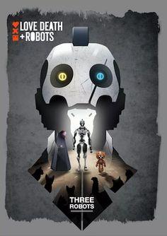 love robots and death imdb