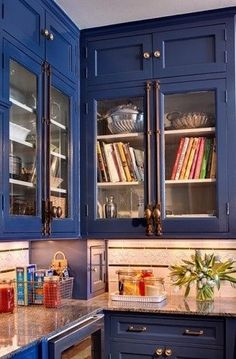 Color Napoleonic Blue...Chalk Paint® by Annie Sloan by lenore