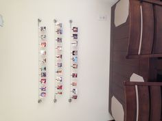 Hanging Photos On Wire dignitet curtain wire, stainless steel | curtain wire