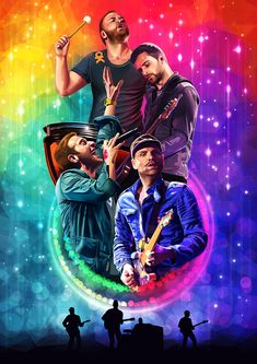Want to fill an empty seat at Coldplay's A Head Full of Dreams Tour? Join the Coldplay Fan Group and Waiting Lists to attend the concert on April Coldplay Poster, Coldplay Art, Chris Martin Coldplay, Coldplay Live, Imagine Dragons, Maroon 5, Great Bands, Cool Bands, Music Is Life
