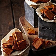 Cinder Toffee recipe - From Lakeland