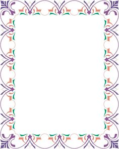 Corel Draw Download, Page Boarders, Frame Border Design, Vector Border, Mp3 Music Downloads, Community Art, Vector File, Diy And Crafts, Stationery
