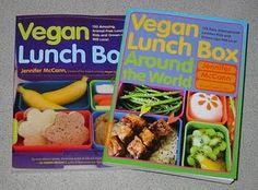 vegan + bento boxes