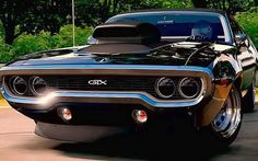 Mopar Muscle Cars Awesome 44