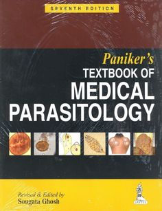 Paniker's Textbook of Medical Parasitology 7th Edition PDF