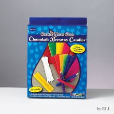 Create Your Own Beeswax Candles - 44 Pack ZionJudaica,http://www.amazon.com/dp/B004IUEURM/ref=cm_sw_r_pi_dp_Wg4ntb00R7YT26TH