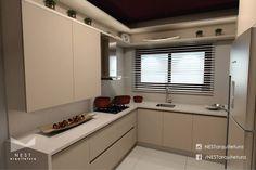 1|3 CASA CJ - Projeto de Arquitetura de Interiores para cozinha em Criciúma - SC