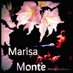 Art picture by nodasanta Marisa Monte マリーザ・ジ・アゼヴェード・モンチ Marisa de Azevedo…