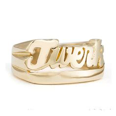 You know you want it. Shop the ring in gold and silver brass here: http://shop.nylonmag.com/collections/whats-new/products/twerk-ring