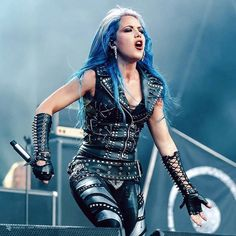 Chica Heavy Metal, The Agonist, Alissa White, Arch Enemy, Female Guitarist, Metal Girl, Death Metal, Most Beautiful Women, Girl Power