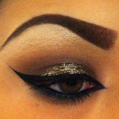 Would looove this eye makeup for NYE!