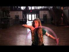 (3) Hoop Dance Tutorial: Tracing Weaves with Beth Lavinder - YouTube
