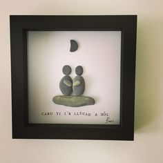 Love you to the moon and back Pebbleart