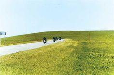 Best Motorcycle Rides: Flint Hills, Kansas - Classic Motorcycle Touring - Motorcycle Classics
