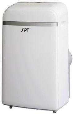 SPT Portable Air Conditioner 12000 BTU with Heater 11000 BTU Electric Appliance #SPT