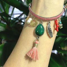 Bracelet/collier 2 en 1 à prix de grossiste