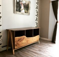 Life edge sideboard