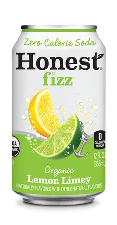 Lemon Limey | Honest Tea INGREDIENTS: CARBONATED WATER, ORGANIC ERYTHRITOL, ORGANIC LEMON JUICE CONCENTRATE (FOR FLAVOR), CITRIC ACID, NATURAL FLAVORS, ORGANIC STEVIA LEAF EXTRACT. CAFFEINE: NO CAFFEINE