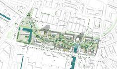 Masterplan Urban Landscape, Landscape Design, Water Challenge, Site Plans, Smart City, Water Activities, Built Environment, Master Plan, Learning Environments