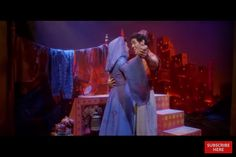 """Adam Jacobs as Aladdin and Courtney Reed as Jasmine. """"A Million Miles Away"""""""