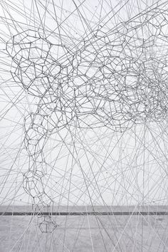 ANOTHER SINGULARITY CHINA by Antony Gormley