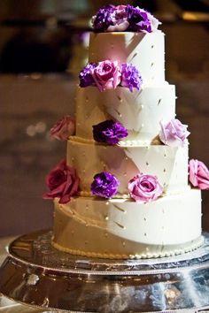 Swiss-Dot-Wedding-Cake