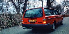 Volvo 240 Estate (1992) - Athlon | Tour of the Century