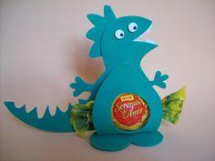 Dinossauro Porta Bombom