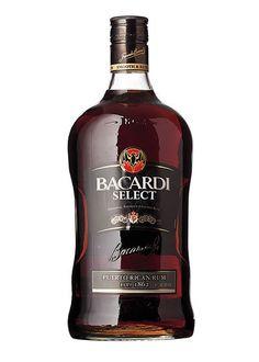 Dark Rum Brands | Bacardi Select Dark Rum