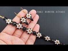 Seed Bead Jewelry, Bead Earrings, Beaded Jewelry, Handmade Jewelry, Seed Bead Tutorials, Jewelry Making Tutorials, Beading Tutorials, Jewelry Patterns, Bracelet Patterns